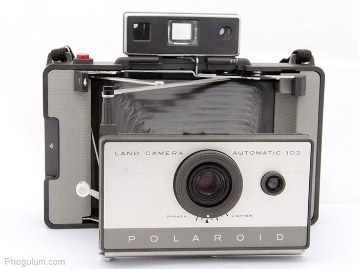 Polaroid Land Camera Automatic